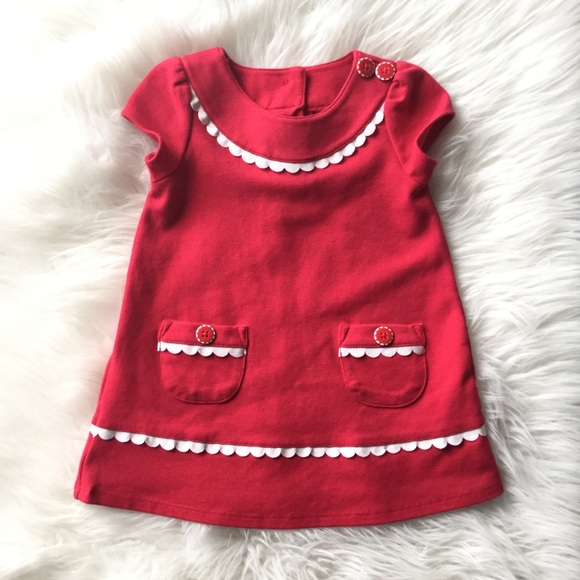 Gymboree Other - Gymboree Toddler Red Dress